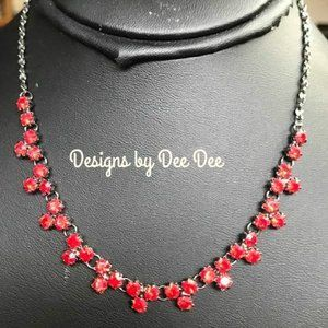 Vintage Claires Social Occasion Necklace